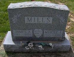Myrtle I. Mills