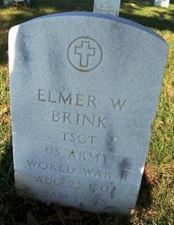 Elmer William Brink