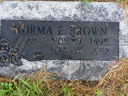 Norma E. Brown