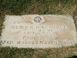 Julius F. Dorschel