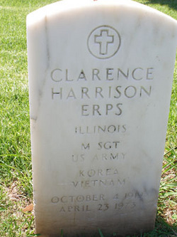 Clarence Harrison Erps