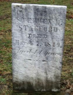 Stephen Minot Stafford