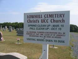 Lowhill Church Cemetery