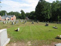 Winns Baptist Church Cemetery