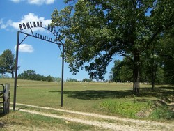 Rowland Woods Cemetery