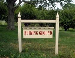 Little Fork Burying Grounds