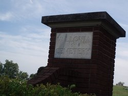 Vallonia Cemetery