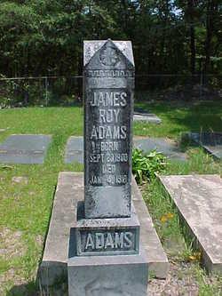 James Roy Adams