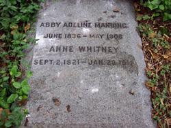 Anna Anne Whitney