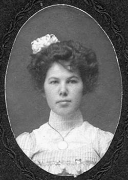 Mabel Mae <i>Dennis</i> Brenton