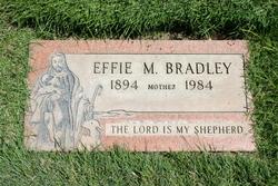 Effie Mae <i>Erwin</i> Bradley