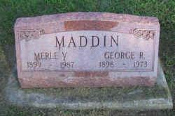 Meryl Violetta <i>Conn</i> Maddin