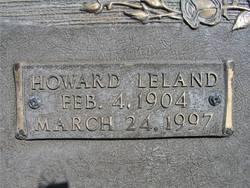 Howard Leland Butler