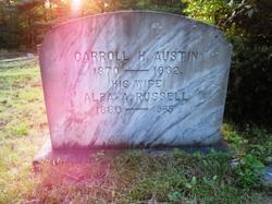 Carroll H Austin