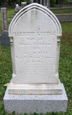 Harriet <i>Little</i> Coffin