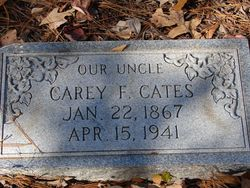 Carrie F Cates