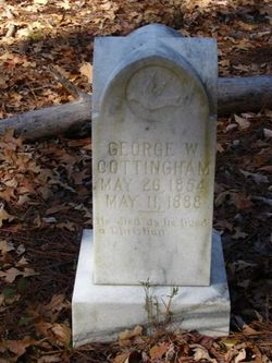 George W Cottingham