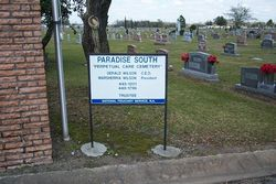 Paradise South Cemetery