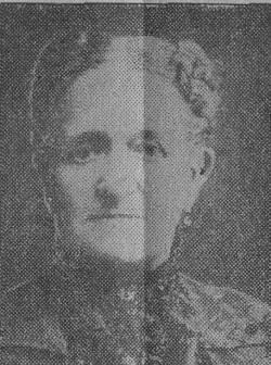 Sarah Maria <i>Seaman</i> Vanderbilt