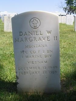 PFC Daniel William Margrave, II