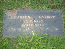 Charlene <i>Carlton</i> Knorpp