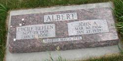 John A Albert