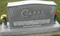 Lillian <i>Sampson</i> Capps