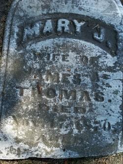 Mary J Thomas