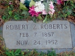 Robert Zacharias Roberts
