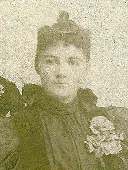Lucy Shirley <i>Pepper</i> Mecartea