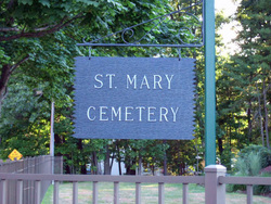 Saint Mary Cemetery