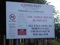 Portobello Cemetery