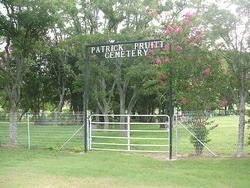 Patrick-Pruitt Cemetery