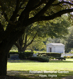 Rosewell Memorial Garden