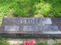 Flora Margene Jean Crose