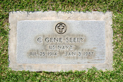 Curtis Eugene Seely