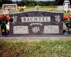 Leola L. <i>O'Bryan</i> Bachtel