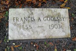 Francis Asbury Goolsby