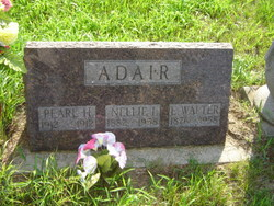 Pearl H Adair