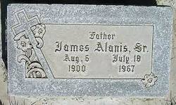 James Alanis, Sr.