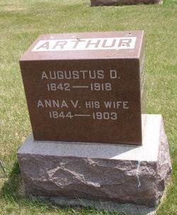 Augustus D Arthur