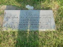 Frank H Cunningham