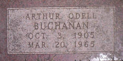 Arthur Odell Buchannan