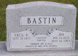 Ava <i>Keller</i> Bastin
