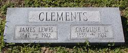 James Lewis Clements