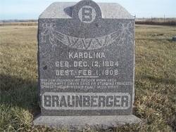 Karolina <i>Schiller</i> Braunberger