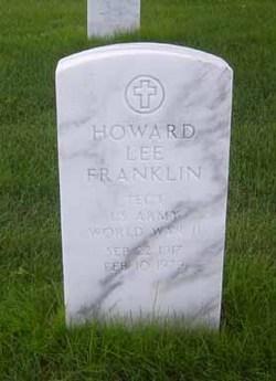 Howard Lee Franklin