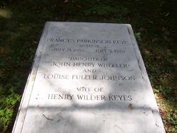 Frances Parkinson Wheeler Keyes