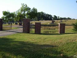 Saint Clare Catholic Cemetery