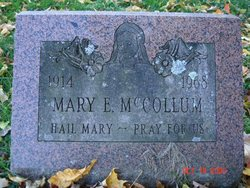 Mary <i>Morosco</i> McCollum